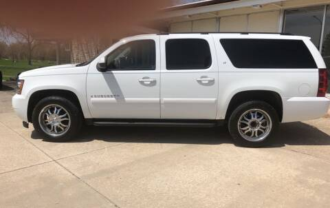 2007 Chevrolet Suburban for sale at Midway Car Sales in Austin MN