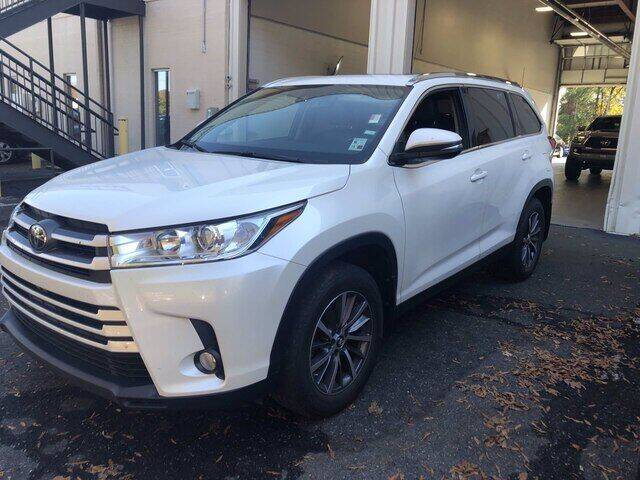 2019 Toyota Highlander for sale at Summit Credit Union Auto Buying Service in Winston Salem NC