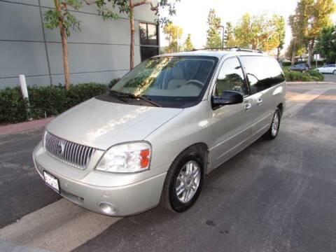 2004 Mercury Monterey for sale at Pennington's Auto Sales Inc. in Orange CA
