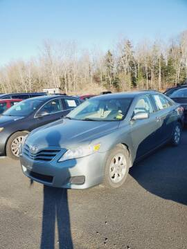 2011 Toyota Camry for sale at Jeff's Sales & Service in Presque Isle ME