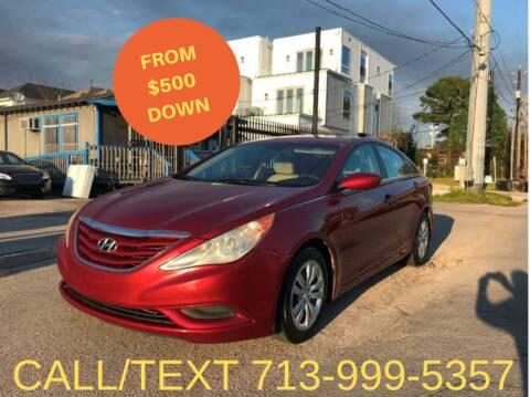 2011 Hyundai Sonata for sale at Saipan Auto Sales in Houston TX