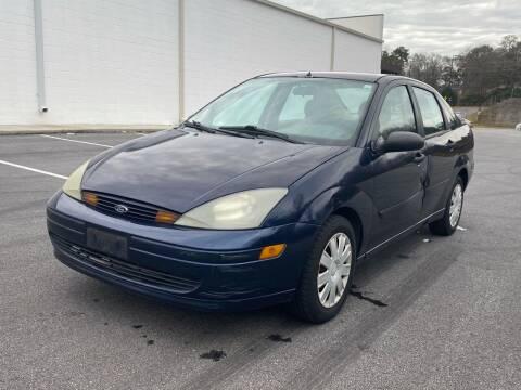 2004 Ford Focus for sale at Allrich Auto in Atlanta GA