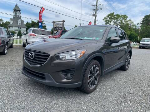 2016 Mazda CX-5 for sale at Century Motor Cars in West Creek NJ