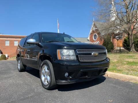 2009 Chevrolet Suburban for sale at Automax of Eden in Eden NC