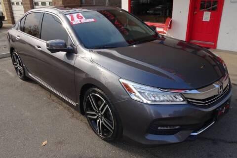 2016 Honda Accord for sale at VISTA AUTO SALES in Longmont CO