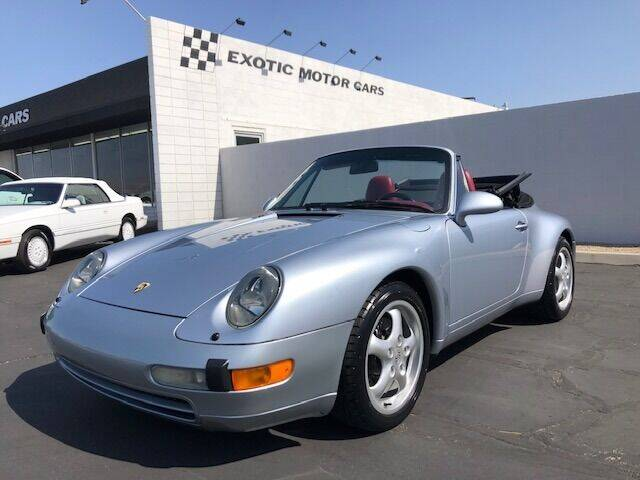 1995 Porsche 911 for sale in Palm Springs, CA