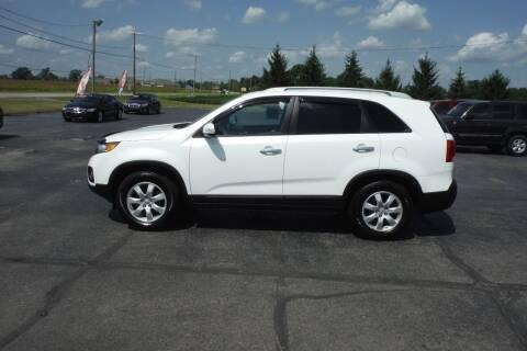 2013 Kia Sorento for sale at Bryan Auto Depot in Bryan OH