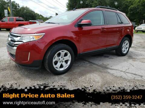 2014 Ford Edge for sale at Right Price Auto Sales-Gainesville in Gainesville FL