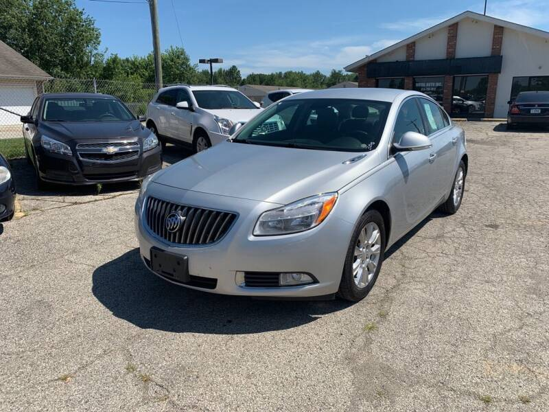 2012 Buick Regal for sale at Royal Auto Inc. in Columbus OH