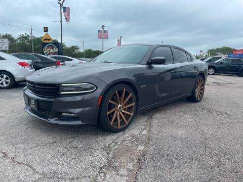 2016 Dodge Charger for sale at H3 MOTORS in Dickinson TX