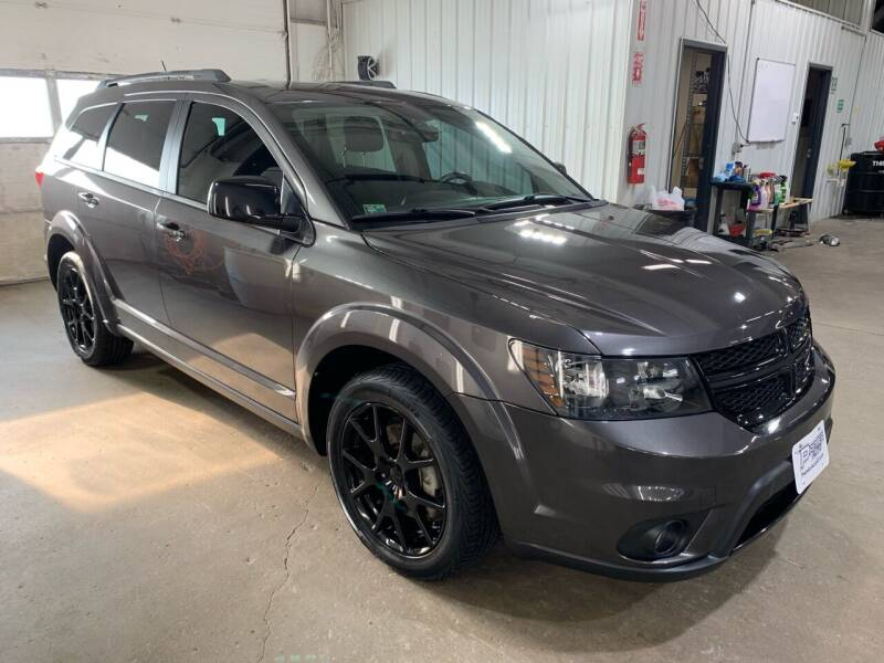 2017 Dodge Journey for sale at Premier Auto in Sioux Falls SD