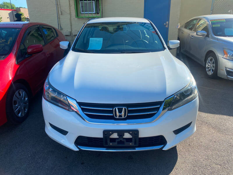 2013 Honda Accord for sale at Polonia Auto Sales and Service in Hyde Park MA