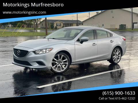 2017 Mazda MAZDA6 for sale at Motorkings Murfreesboro in Murfreesboro TN