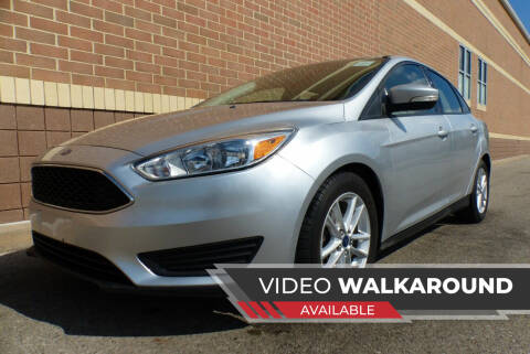 2015 Ford Focus for sale at Macomb Automotive Group in New Haven MI