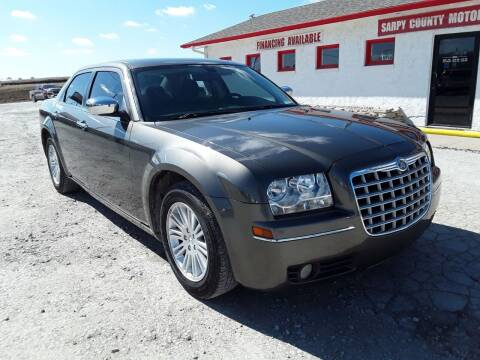 2010 Chrysler 300 for sale at Sarpy County Motors in Springfield NE