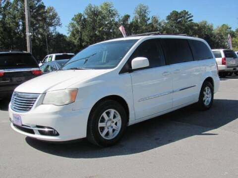 2012 Chrysler Town and Country for sale at Pure 1 Auto in New Bern NC