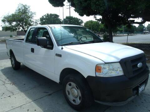 2006 Ford F-150 for sale at Hollywood Auto Brokers in Los Angeles CA