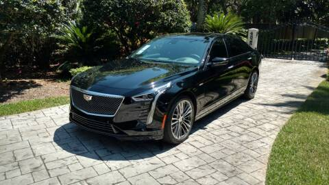 2019 Cadillac CT6-V for sale at GT's Motorcar Company in Surry NH