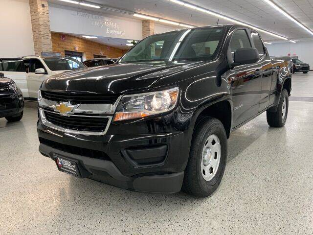 2019 Chevrolet Colorado for sale at Dixie Imports in Fairfield OH