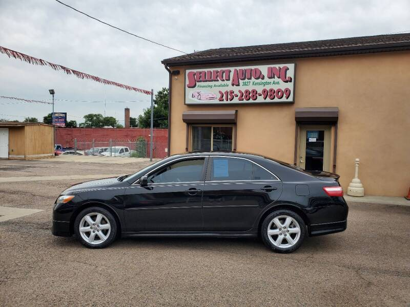2009 Toyota Camry for sale at SELLECT AUTO INC in Philadelphia PA