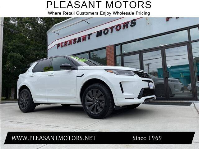 2020 Land Rover Discovery Sport for sale at Pleasant Motors in New Bedford MA