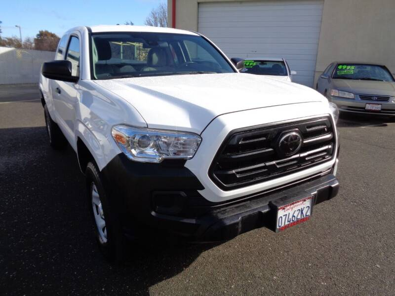 2018 Toyota Tacoma for sale at NorCal Auto Mart in Vacaville CA