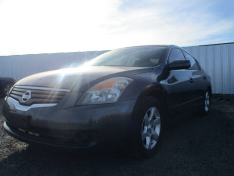 2008 Nissan Altima for sale at Texas Country Auto Sales LLC in Austin TX