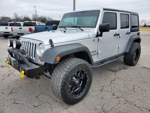 2012 Jeep Wrangler Unlimited for sale at Southern Auto Exchange in Smyrna TN