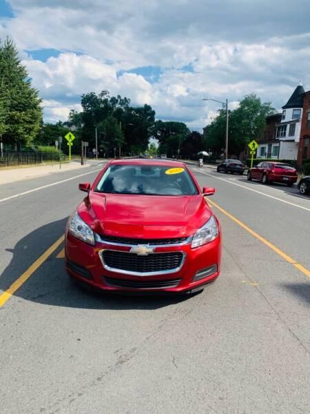 2014 Chevrolet Malibu for sale at Hartford Auto Center in Hartford CT