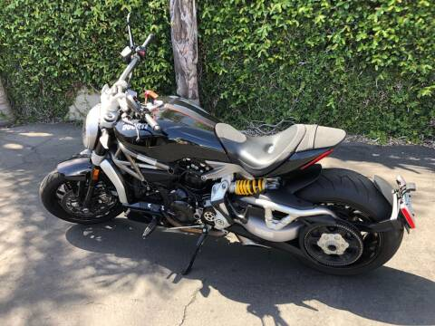 2016 Ducati XDiavel S for sale at Elite Dealer Sales in Costa Mesa CA