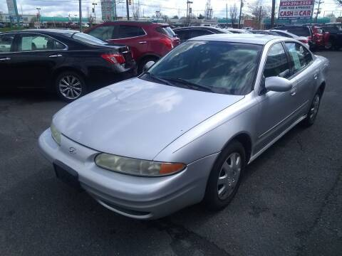 2001 Oldsmobile Alero for sale at Wilson Investments LLC in Ewing NJ