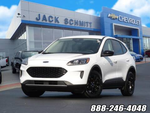 2020 Ford Escape Hybrid for sale at Jack Schmitt Chevrolet Wood River in Wood River IL