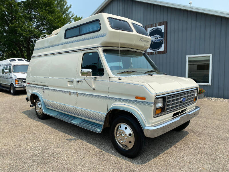 1991 Ford Econoline 250 for sale at D & L Auto Sales in Wayland MI