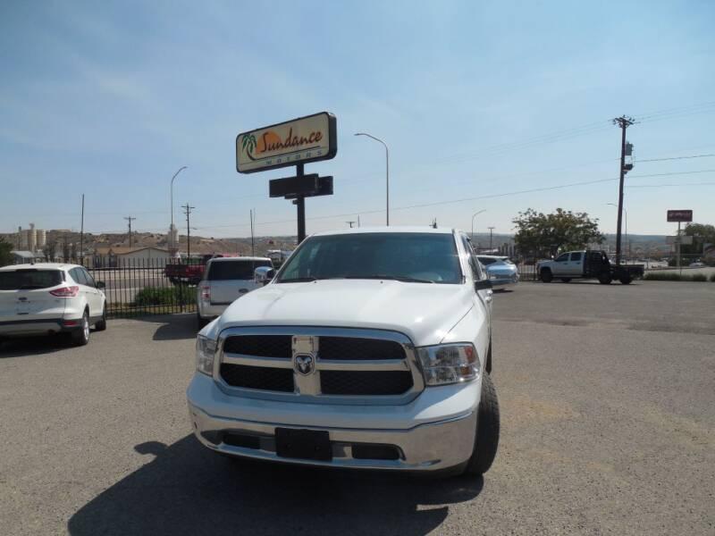 2017 RAM Ram Pickup 1500 for sale at Sundance Motors in Gallup NM