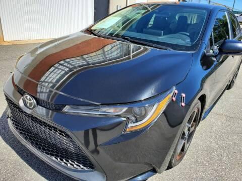 2020 Toyota Corolla for sale at Atlanta's Best Auto Brokers in Marietta GA