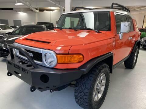 2013 Toyota FJ Cruiser for sale at Mag Motor Company in Walnut Creek CA
