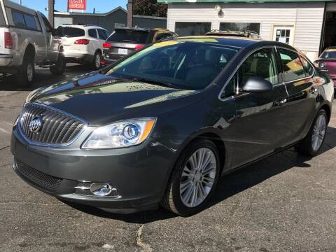 2013 Buick Verano for sale at Capitol Auto Sales in Lansing MI