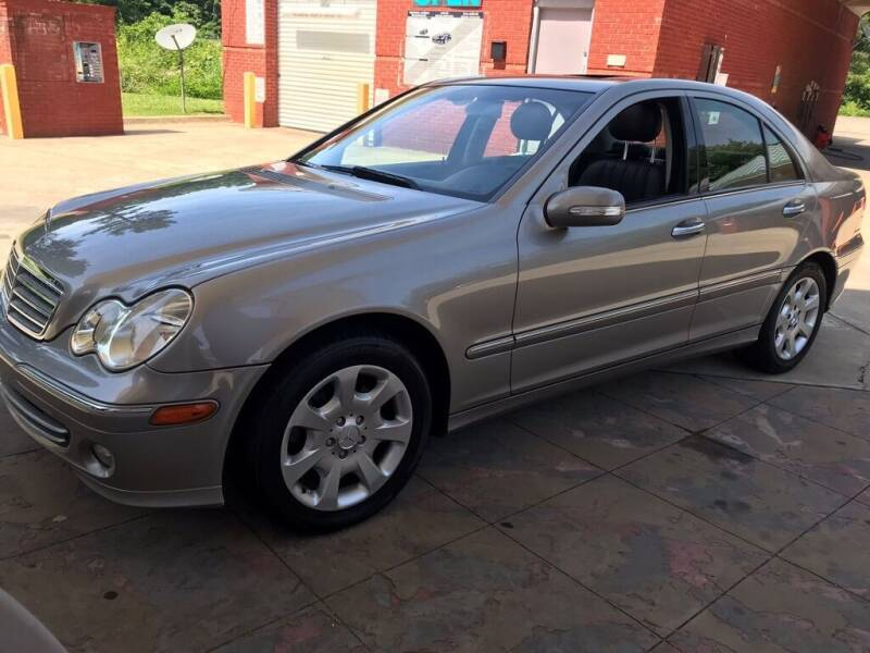 2005 Mercedes-Benz C-Class for sale at Dreamers Auto Sales in Statham GA