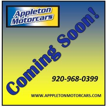 2010 Chrysler Sebring for sale at Appleton Motorcars Sales & Service in Appleton WI