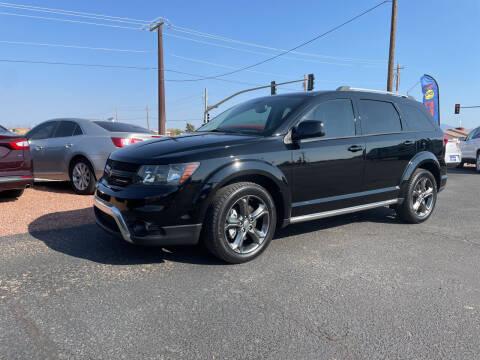 2014 Dodge Journey for sale at SPEND-LESS AUTO in Kingman AZ