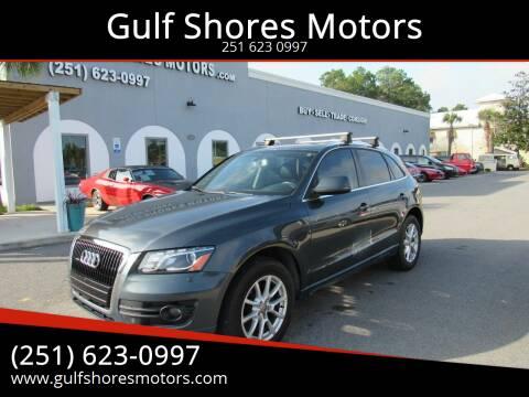 2010 Audi Q5 for sale at Gulf Shores Motors in Gulf Shores AL