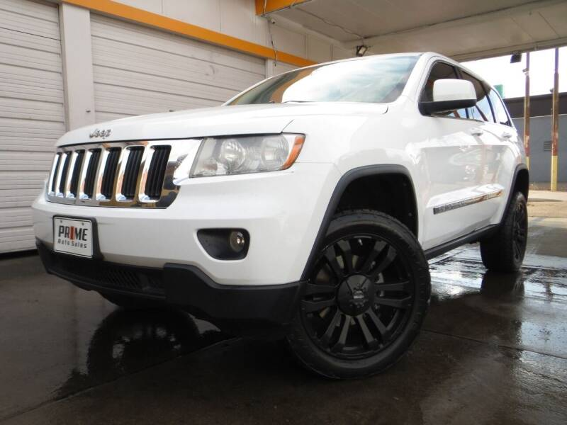 2013 Jeep Grand Cherokee for sale at PR1ME Auto Sales in Denver CO