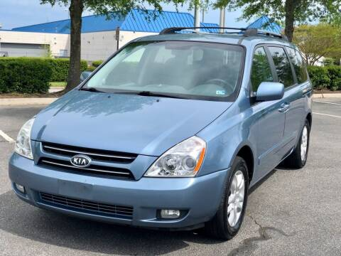 2006 Kia Sedona for sale at Supreme Auto Sales in Chesapeake VA