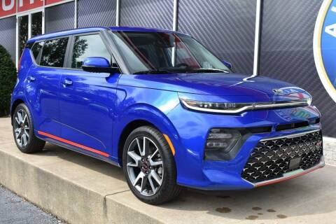 2020 Kia Soul for sale at Alfa Romeo & Fiat of Strongsville in Strongsville OH