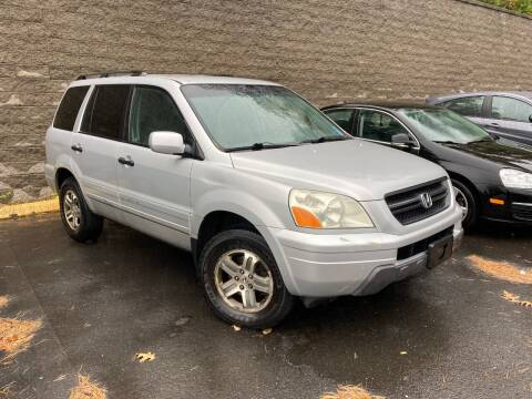 2005 Honda Pilot for sale at ENFIELD STREET AUTO SALES in Enfield CT