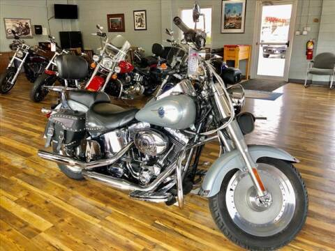 2004 Harley-Davidson FLSTFI for sale at Richardson Sales & Service in Highland IN
