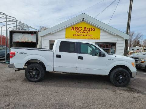 2010 Ford F-150 for sale at ABC AUTO CLINIC - Chubbuck in Chubbuck ID