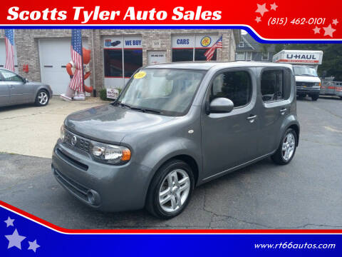 2009 Nissan cube for sale at Scotts Tyler Auto Sales in Wilmington IL