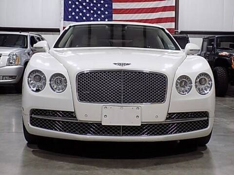 2014 Bentley Flying Spur for sale at Texas Motor Sport in Houston TX