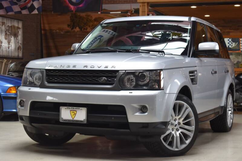 2010 Land Rover Range Rover Sport for sale at Chicago Cars US in Summit IL